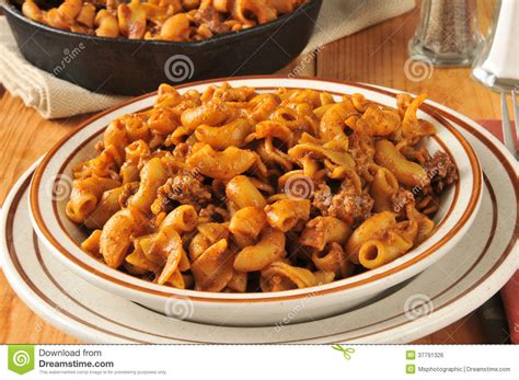 skillet dinner royalty free stock image image 37791326