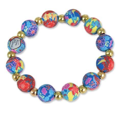 viva bracelets splash of tropical chunky bracelet viva