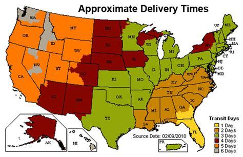 ups shipping map ups shipping zones map souledhere