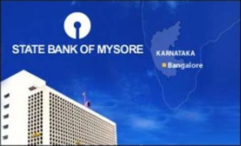 state bank of mysore namma sbm to add 100 branches in 2015 bangalorebest
