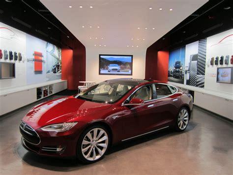 Tesla Houston Tesla Motors Opens Gallery In Country