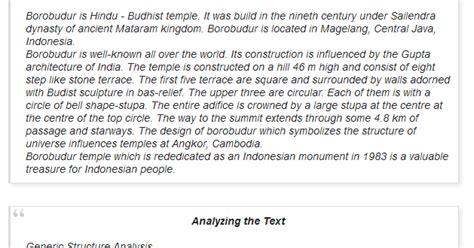 contoh biography text singkat contoh descriptive text singkat
