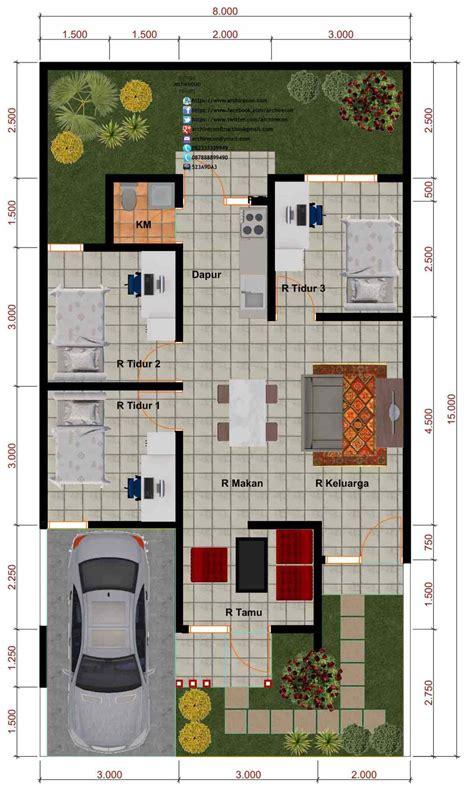 desain apartemen  kamar gambar desain rumah minimalis