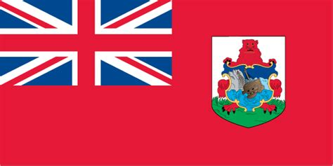 flags of the world cia bermuda bird sts
