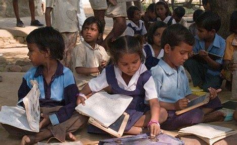 children in indian school war vs compromise yuva revolution Poor
