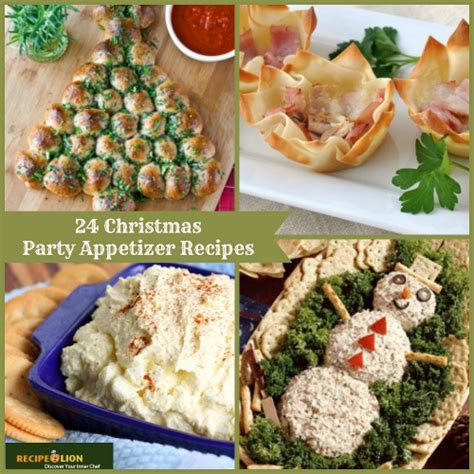 24 christmas party appetizer recipes recipelion com