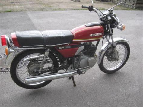 Suzuki Information Suzuki Gp125 Information