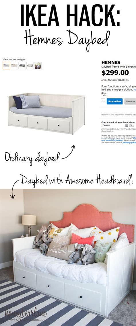 diy ikea hemnes daybed best 25 ikea daybed ideas on pinterest ikea hemnes