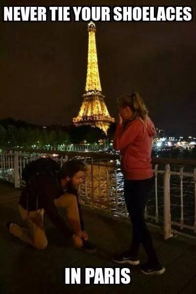 Paris Meme - awkward situation beheading boredom