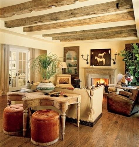 Rustic Living Room by 55 Airy And Cozy Rustic Living Room Designs Digsdigs