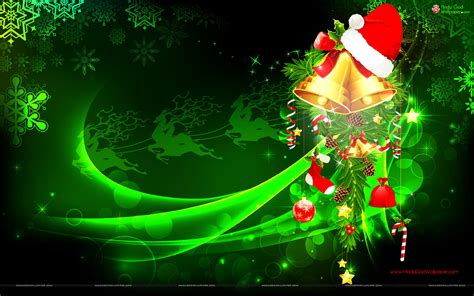 wallpaper green christmas green christmas wallpapers for desktop free download