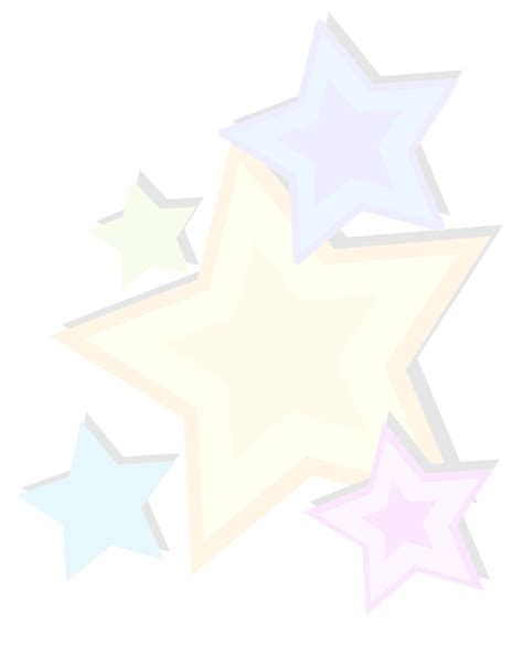 printable stationary backgrounds free printable star stationary unlined background