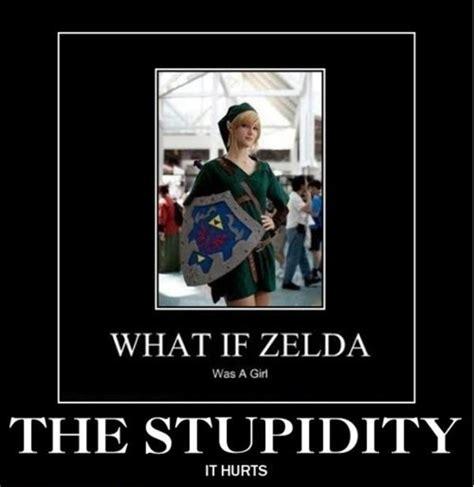 Zelda Memes - image 282209 link zelda confusion what if zelda