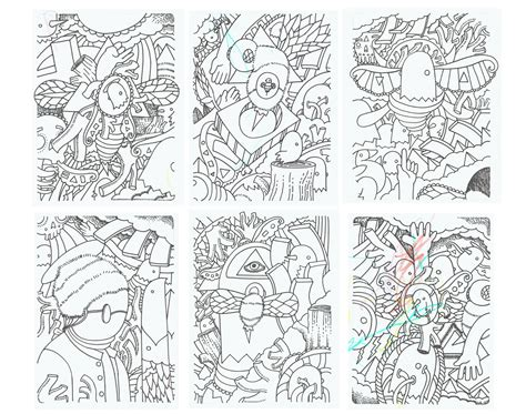 coloring book pages with photoshop munny coloring page az coloring pages