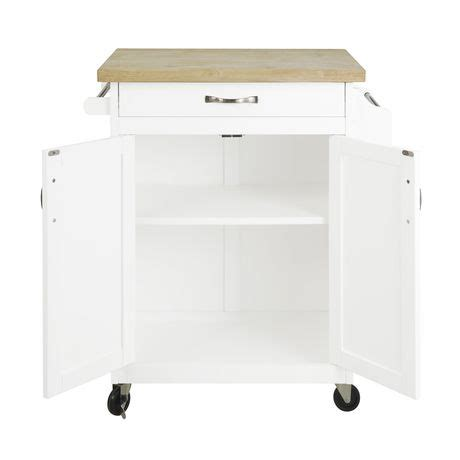kitchen island cart canada hometrends kitchen island cart walmart canada