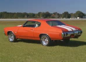 1972 chevrolet chevelle ss 454 2 door hardtop 64036