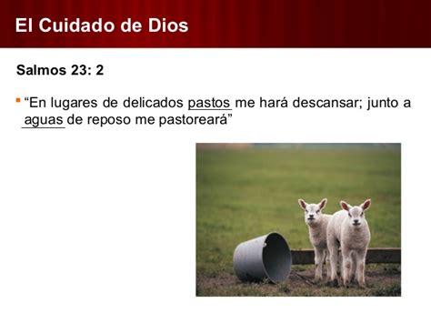 Predica El Salmo 23   el cuidado de dios predicaci 243 n sobre el salmo 23