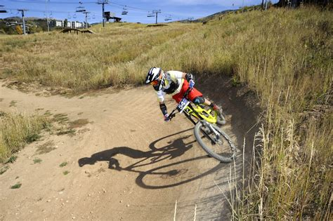steamboat quick and chainless saturday s quick and chainless downhill race celebrates