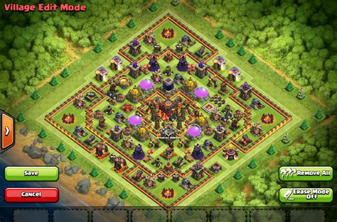 th10 trophy base town hall 10 trophy pushwar base anti golem anti war base th10 trophy push war base anti golem anti