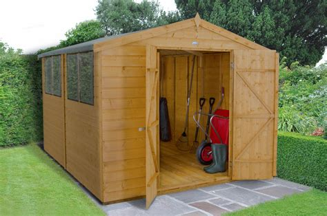 Large Garden Sheds Workshops by Workshops