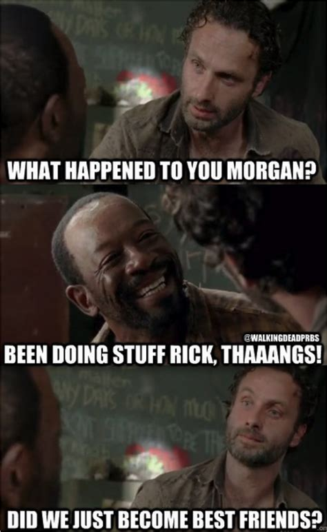 The Walking Dead Funny Memes - 42 more hilarious walking dead memes from season 3 from