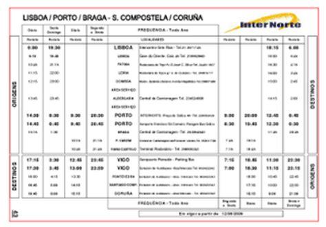 buses from lisbon to porto barlaventos travel lisbon porto vigo la coruna
