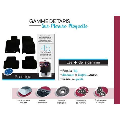 Tapis Sur Moquette by Tapis Auto Sur Mesure Moquette Golf 6