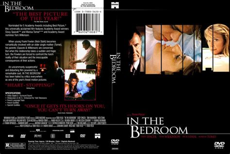 in the bedroom dvd custom covers 153inthebedroom