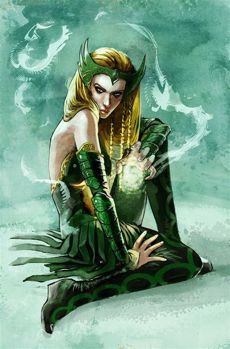 thor film enchantress amora the enchantress comics thor wiki fandom