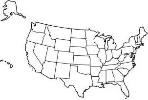 4 best images of united states map printable black and