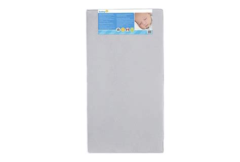 Safety 1st Heavenly Dreams White Crib Mattress Galleon Safety 1st Heavenly Dreams White Crib Toddler Bed Mattress For Baby Toddler Water