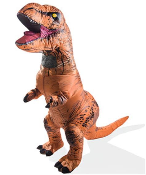 dino costume dinosaur costume air filled dino disguise