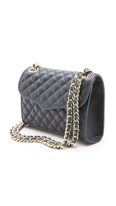 Minkoff Quilted Affair Mini by Minkoff Quilted Mini Affair Bag In Black Lyst