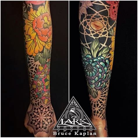Mandala Tattoo Long Island | 593 best lark tattoo images on pinterest