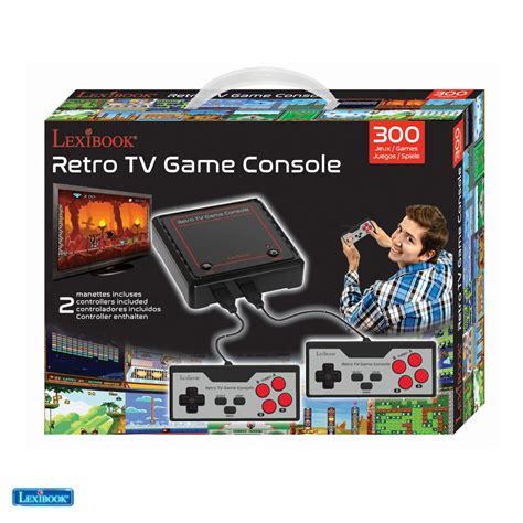 console giochi console per videogiochi vintage con 300 giochi