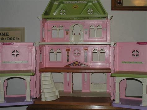 loving family grand doll house fisher price loving family grand dollhouse and 50 similar items