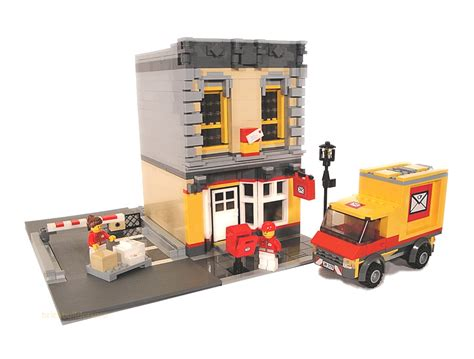 Can You Work For The Post Office With A Criminal Record Lego City Classic Post Office A Photo On Flickriver