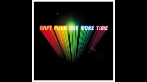daft punk one more time live daft punk one more time feat romanthony hd youtube