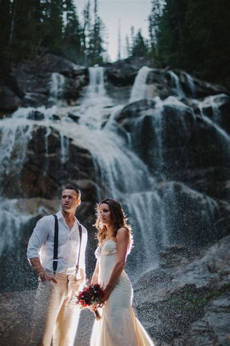 25  Best Ideas about Waterfall Wedding on Pinterest