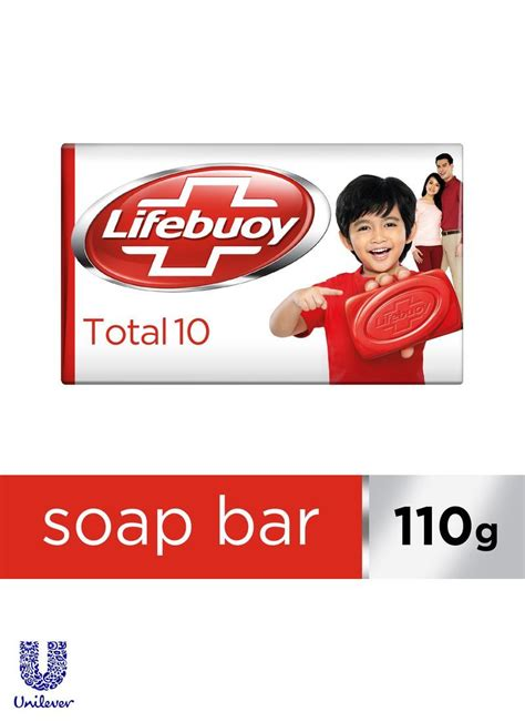 Sabun Lifebuoy Batangan lifebuoy sabun mandi ts 46093 total 10 bar 110g