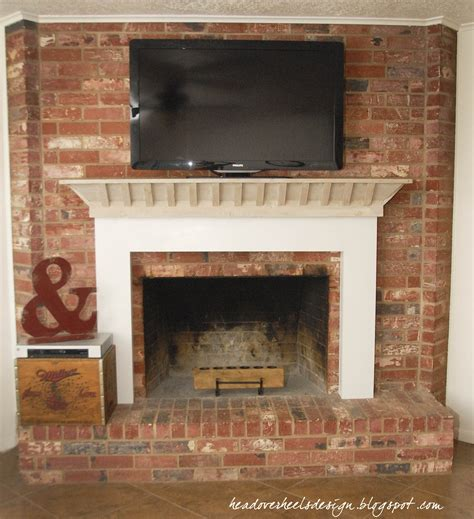 Fireplace Mantels On Brick by Bricks Fireplaces Decor Fireplaces Black Fireplaces