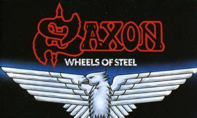 Kaos Fangkeh Saxon Wheels Of Steel i pi 249 grandi cantanti rock secondo planet rock