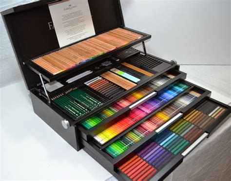 Home Interior Colour Combination by Limited Edition Faber Castell 250th Anniversary Box Set