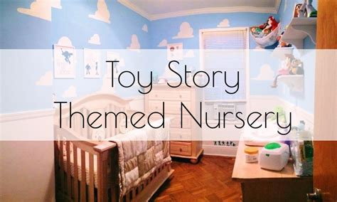 create  toy story themed nursery  fairy tale