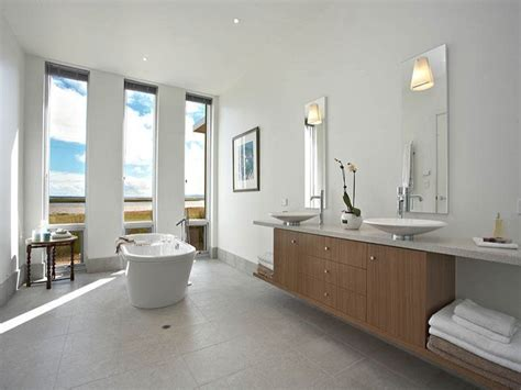 modern bathroom windows beautiful homes with floor to ceiling windows