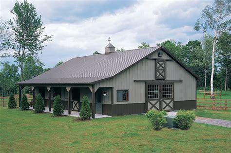 not only is this a beautiful garage pole building but the picture as 25 melhores ideias de pole barns no pinterest celeiro