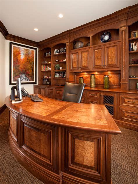 curved desk  set  mood   home office