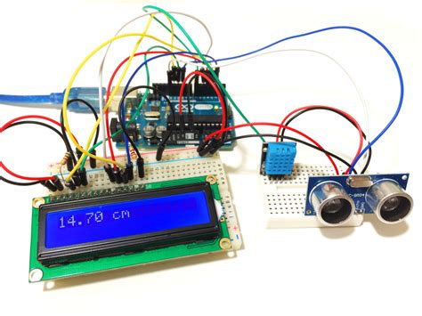 Www Finder How To Set Up An Ultrasonic Range Finder On An Arduino