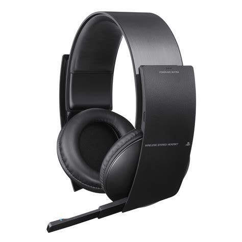 Headset Sony Pc ps3 wireless stereo headset sony cechya 0080
