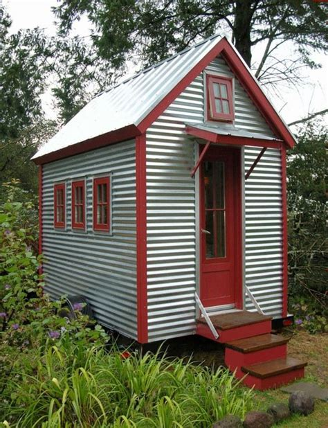 tiny metal homes creative building supply